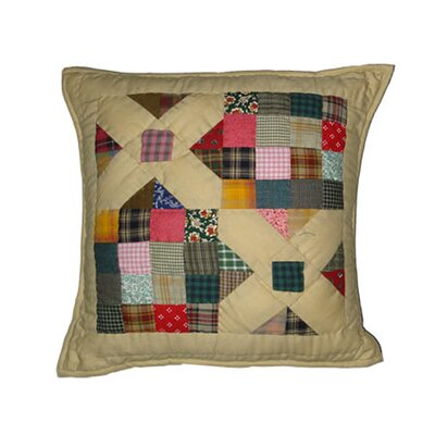 Treasures in The Attic Cotton Throw Pillow