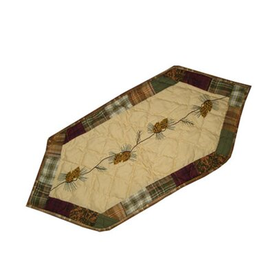 Patch Magic Sail Log Cabin Table Runner | Wayfair