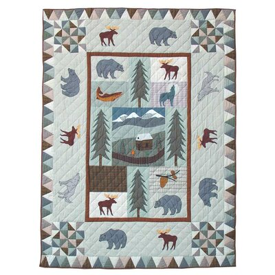 Mountain Whispers Duvet Cover Collection
