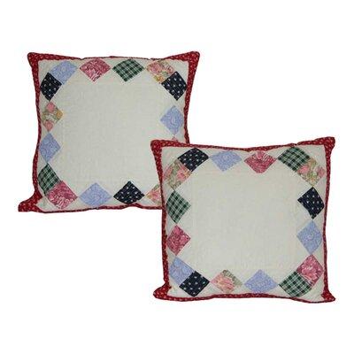 Dublin Cotton Throw Pillow