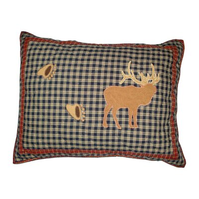 Winter Trails Pillow Sham