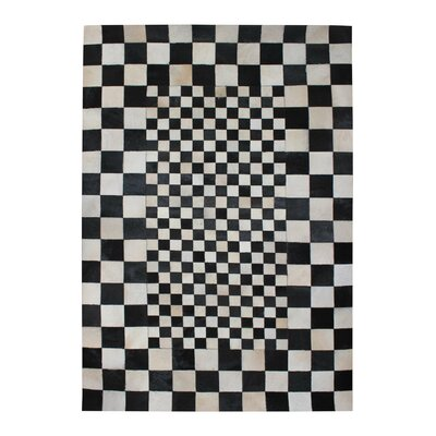 Checker Up Rug