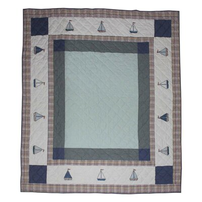 Sail Trail Queen Quilt