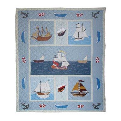 Sailors Delight Twin Quilt