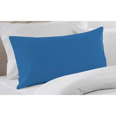 Solid Pillow Sham Color: Sky Blue