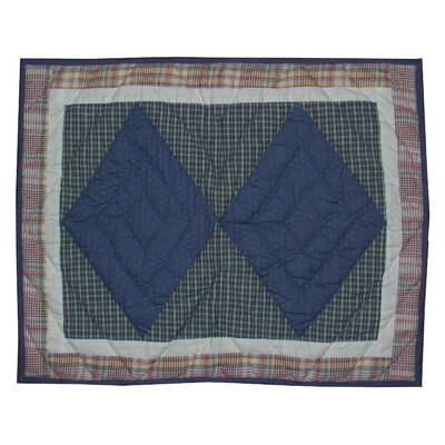 Sail Trail Pillow Sham