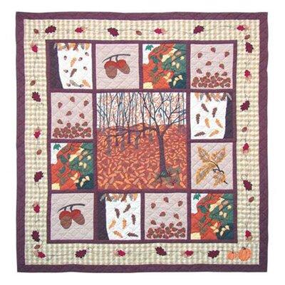 Forest Wonderland Quilt Size: Queen