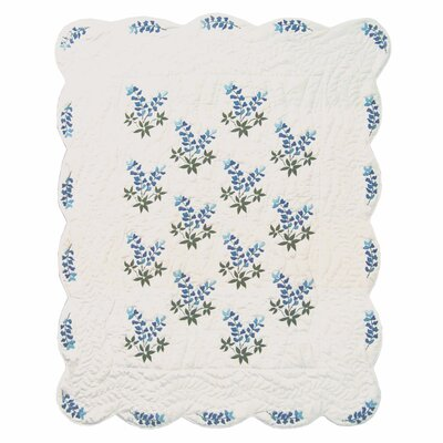 Bonnets Cotton Throw