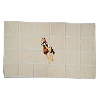 Patch Magic Wild Horses Bath Mat