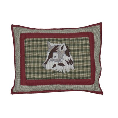 Call of The Wild Crib Cotton Boudoir/Breakfast Pillow
