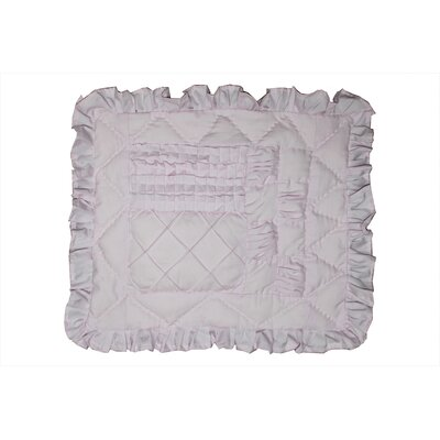 Precious Crib Cotton Boudoir/Breakfast Pillow