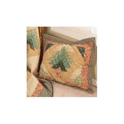Caribouwood Cotton Throw Pillow