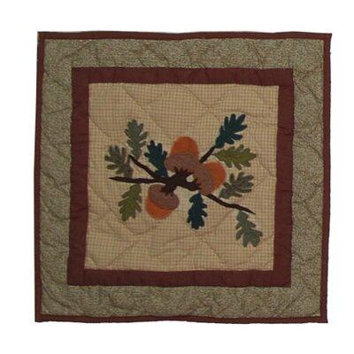 Forest Wonderland Cotton Throw Pillow