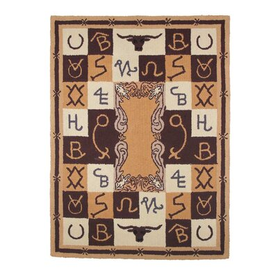 Brand Area Rug Rug Size: Rectangle 310 x 51