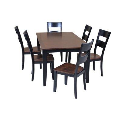 Haan Modern 7 Piece Dining Set