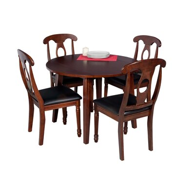 Dinh Modern 5 Piece Dining Set