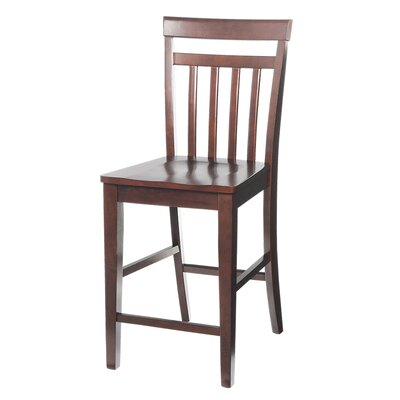Norwalk Solid Wood Dining Chair Set of: Set of 2