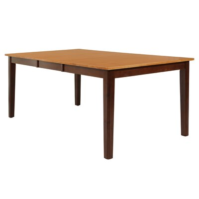 Kaw City Solid Wood Dining Table