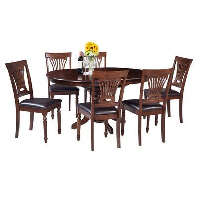 Maryrose Modern 7 Piece Dining Set