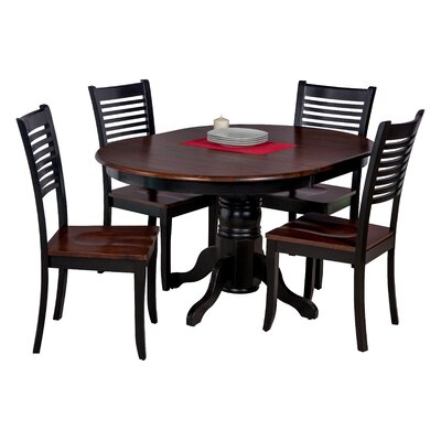 Maryrose Modern 5 Piece Dining Set