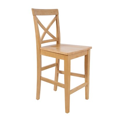 Arrow Modern Solid Wood Dining Chair Set of: Set of 4
