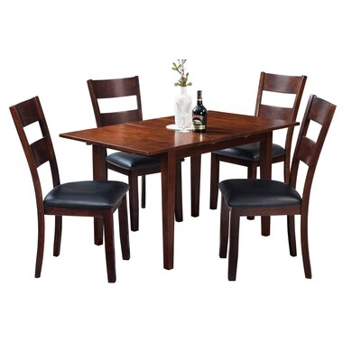 Assante Modern 5 Piece Dining Set