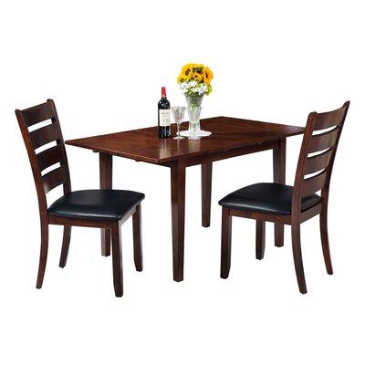 Assante Modern 3 Piece Dining Set