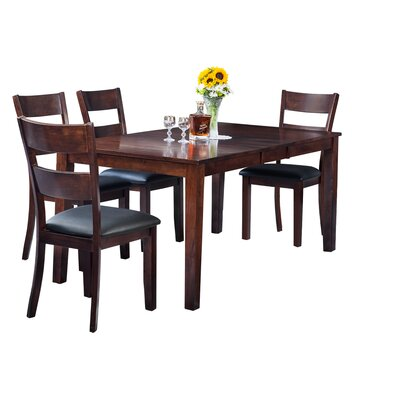 Downieville-Lawson-Dumont Sturdy Solid Wood Dining Chair