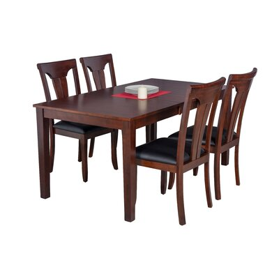 Downieville-Lawson-Dumont 5 Piece Dining Set