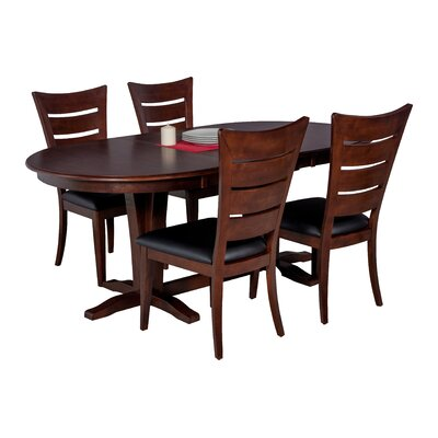 Doretha 5 Piece Dining Set