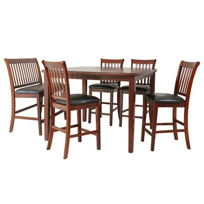 Blaine 6 Piece Counter Height Dining Set