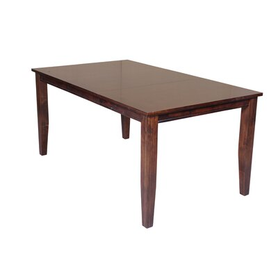 Haan Dining Table Color: Espresso