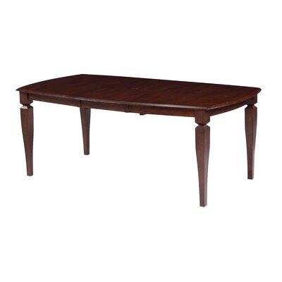 Besse Dining Table Color: Espresso