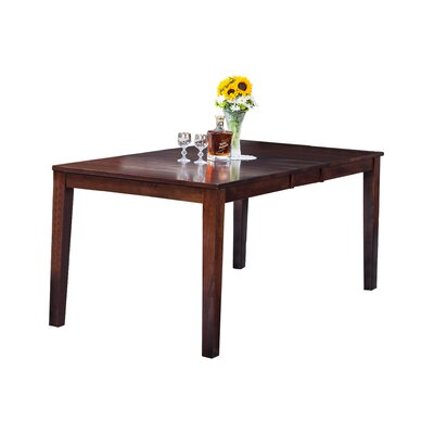 Downieville-Lawson-Dumont Dining Table Color: Espresso