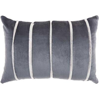 Lumbar Pillow Color: Midnight Blue