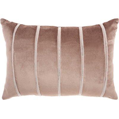 Lumbar Pillow Color: Nude