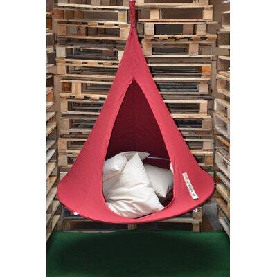 Bonsai Chair Hammock Color: Chili Red