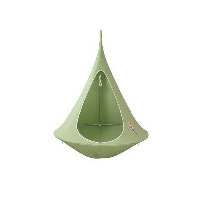 Single Chair Hammock Color: Leaf Green