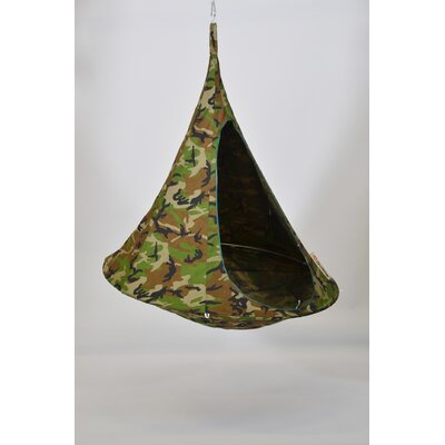 Single Chair Hammock Color: Camouflage