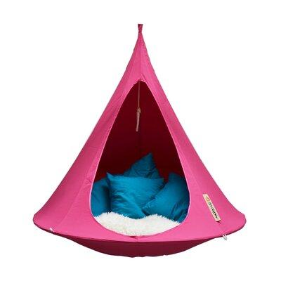Single Chair Hammock Color: Fuchsia