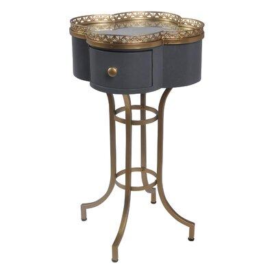 Abston Clover End Table