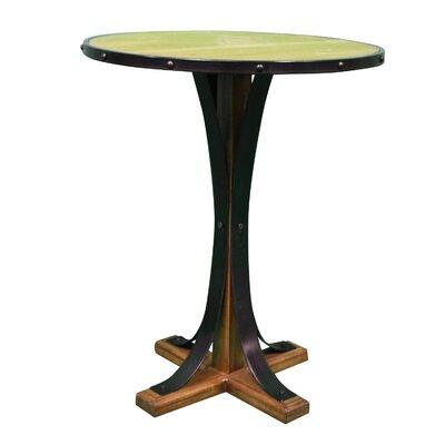 Kristle End Table Color: Natural