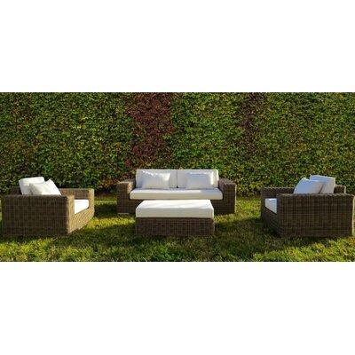 Stylish Sunbrella Sofa Set Cushions Mauzac - Product picture - 8755