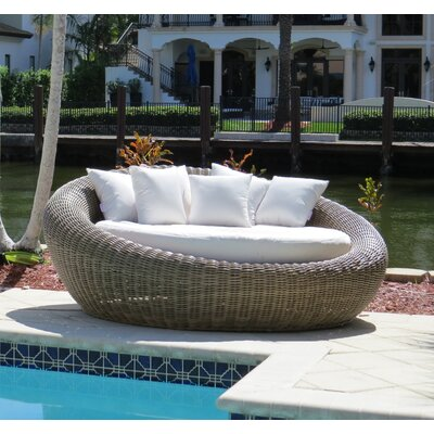 Information about Round Daybed Product Photo