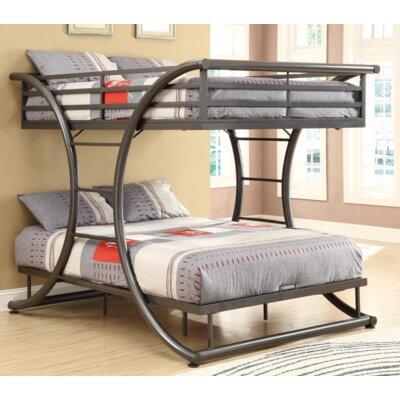 Glengormley Full over Full Bunk Bed