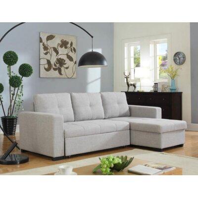 Tallant Sofa Sleeper Upholstery : Beige