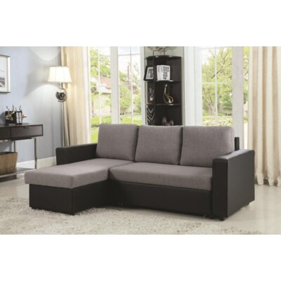 Tallant Sofa Sleeper Upholstery : Gray