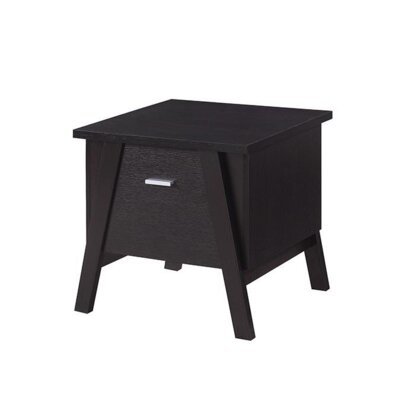 Genibrel End Table with Storage