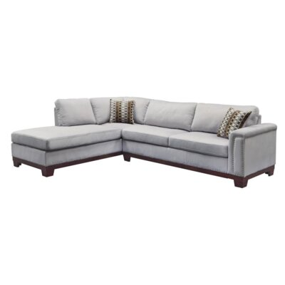 Clairsville Sectional with Ottoman