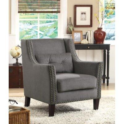 Kinkade Armchair Upholstery: Gray